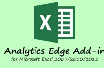 analyticsedge-excel