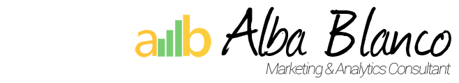 Alba Blanco – Analista Web y Consultora en Marketing ^^